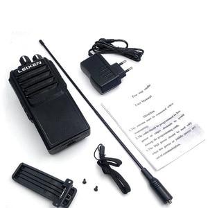 Image 5 - 2pcs LEIXEN VV 25 Walkie Talkie 25W Ham Radio Amador 12.6V 4000mAh Battery Walky Talky Professional Uhf Marine Radio Comunicador