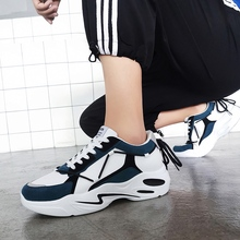 2020 حار أحذية رجالي غير رسمية غير قابل للتدمير تنفس موضة بابا أحذية أربعة مواسم في الهواء الطلق حذاء رياضي مُريح