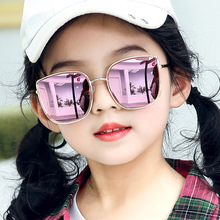 QQ456 Vintage New Kids fashion Sunglasses Boys Girls luxury brand Sun Glasses Safety Gift Children Baby UV400 Eyewear