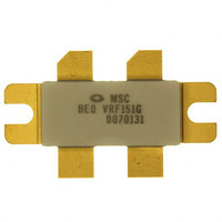 VRF151 VRF151G SMD RF tube High Frequency tube Power amplification module