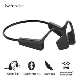 Bone Conduction Headphones Wir