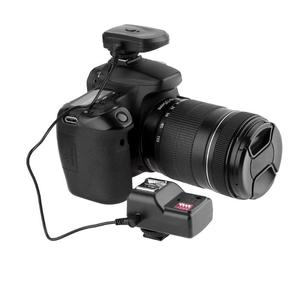Image 5 - 16 канальный беспроводной дистанционный триггер вспышки Speedlight синхронизатор передатчик приемник для камеры Canon Nikon Sony DSLR