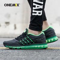 Onemix new men running shoes unique design breathable sport shoes male athletic outdoor sneakers men zapatos de hombre