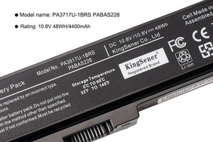 Image 5 - KingSener PA3817U 1BRS PA3817U Battery สำหรับ Toshiba Satellite A660 C640 C600 C650 C655 C660 L510 L630 L640 L650 L670 L770 PA3818U
