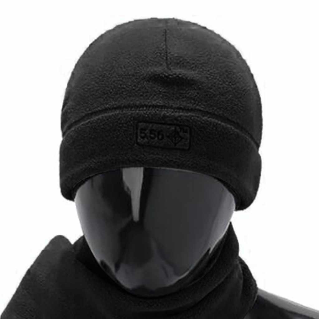 แฟชั่น Skull หมวกผู้หญิงถักหมวกฤดูหนาวขนแกะจับ Mountaineering กลางแจ้งหมวกลำลอง Outwear Beanie