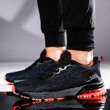2020 nova respirável tênis de corrida para os homens ao ar livre almofada do esporte dos homens sapatos caminhada sapatos de corrida zapatillas
