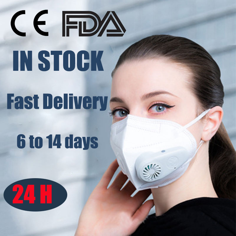 1pcs KN95 Ffp3 Mask Respirator Mask Anti Dust N95 Mask Activated Carbon Filter Face Masks Anti-Dust Mask PK Ffp3 Anti Infection