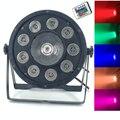 Беспроводное управление LED 9x10 Вт + 30 Вт RGB 3в1 LED Par Light Wash Step Uplighting без шума пульт дистанционного управления сценический свет