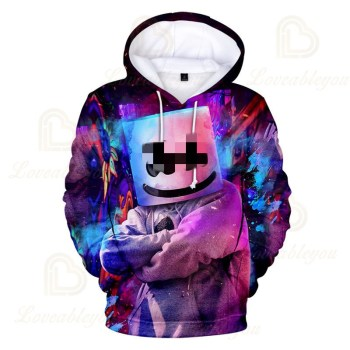 Music DJ 3 To 14 Years Kids Hoodies Game 3D Printed Hoodie Sweatshirt Boys Girls Harajuku Cartoon Jacket Tops Teen Clothes 3 to 14 years kids