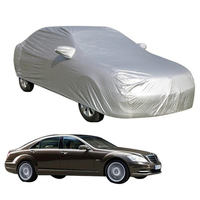 H2CNC Auto Car Cover Indoor Protector Anti Scratch Dust Sun Resistant For Sedan