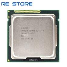 Gebruikt Intel Xeon E3 1270 3.4Ghz LGA1155 8Mb Quad Core Cpu Processor SR00N