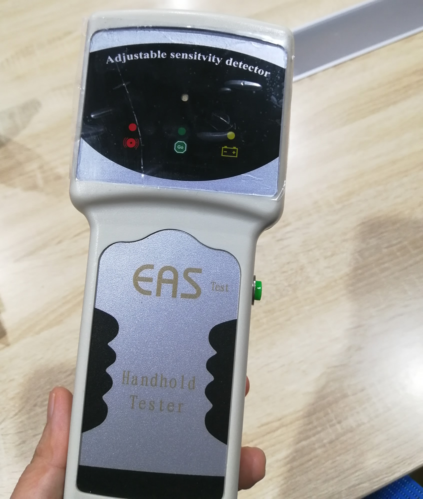 EAS Rf 58khz Soft Label Detector Non-contact Eas Tester