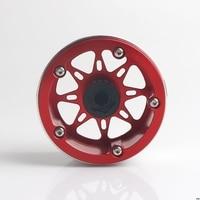 4PCS Metal 2.2 Inch Wheel Rim for 1/10 RC Crawler Axial SCX10 RR10 90053 AX10 Wraith 90056 90045 90048S84