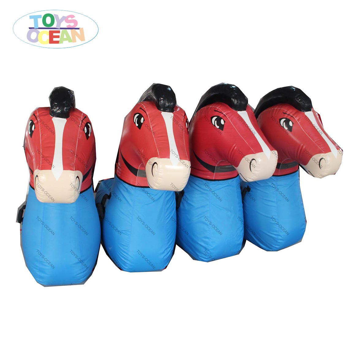 Customized Design Inflatable Pony Horse Racing Game For Kids Play Fun Inflatable Games For Kids Inflatable Gamesinflatable Kids Games Aliexpress