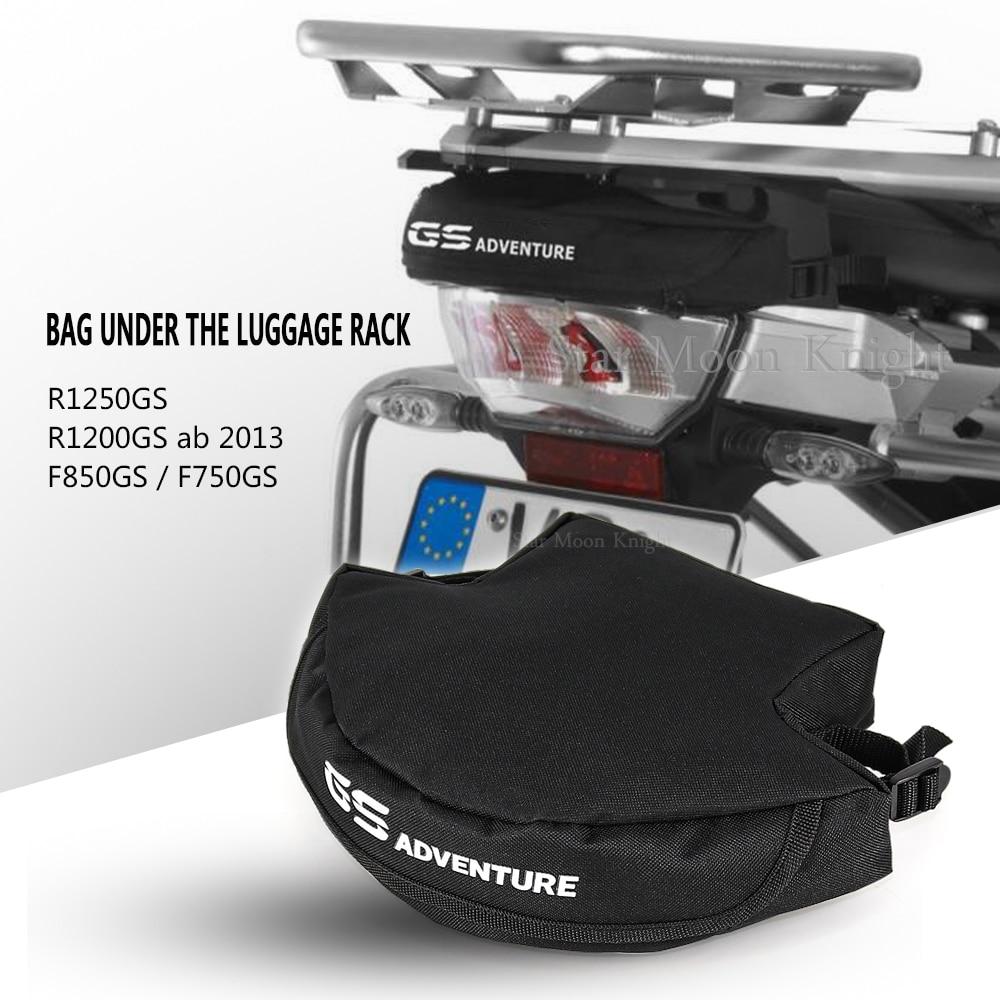 Bolsa de almacenamiento para BMW R1250GS R1200GS F850GS F750GS 2013-reparación de motocicletas herramienta bolsa impermeable bolsa de equipaje bolsas para Rack de la cola bolsa