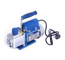 Wartość FY-1C-N miniaturowa łopatka obrotowa pompa próżniowa 2PA Ultimate próżniowa klimatyzacja chłodnicza pompa próżniowa