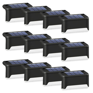 4/8/12/16PCS LED Solar Lamp Pa