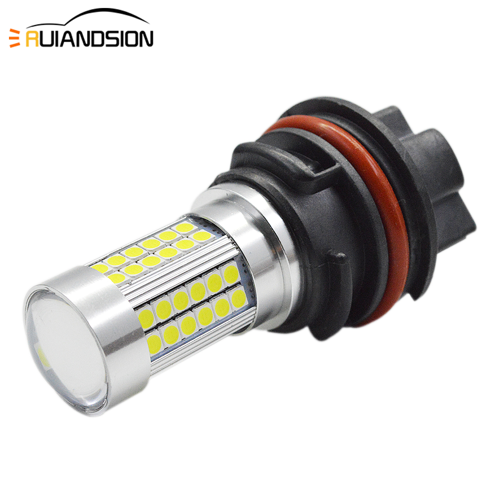 Motorcycle Headlight Lamp PH11 9014 10-30V Motobike Moto Bulb 3030 66SMD LED White High/Low Beam Dual Light For Honda DIO Suzuki