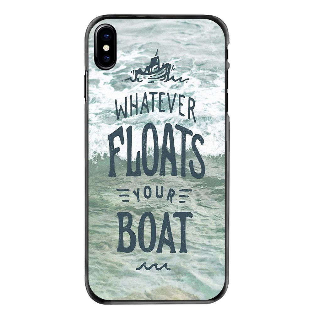 Phone Bag Case For Samsung Galaxy Note 2 3 4 5 S2 S3 S4 S5 MINI S6 S7 edge S8 S9 Plus Urban Dictionary whatever floats your boat image