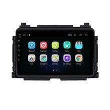 Четырехъядерный Android 8,1 для HONDA XRV Vezel HRV 2013~ мультимедийный стерео автомобильный dvd-плеер навигация gps радио