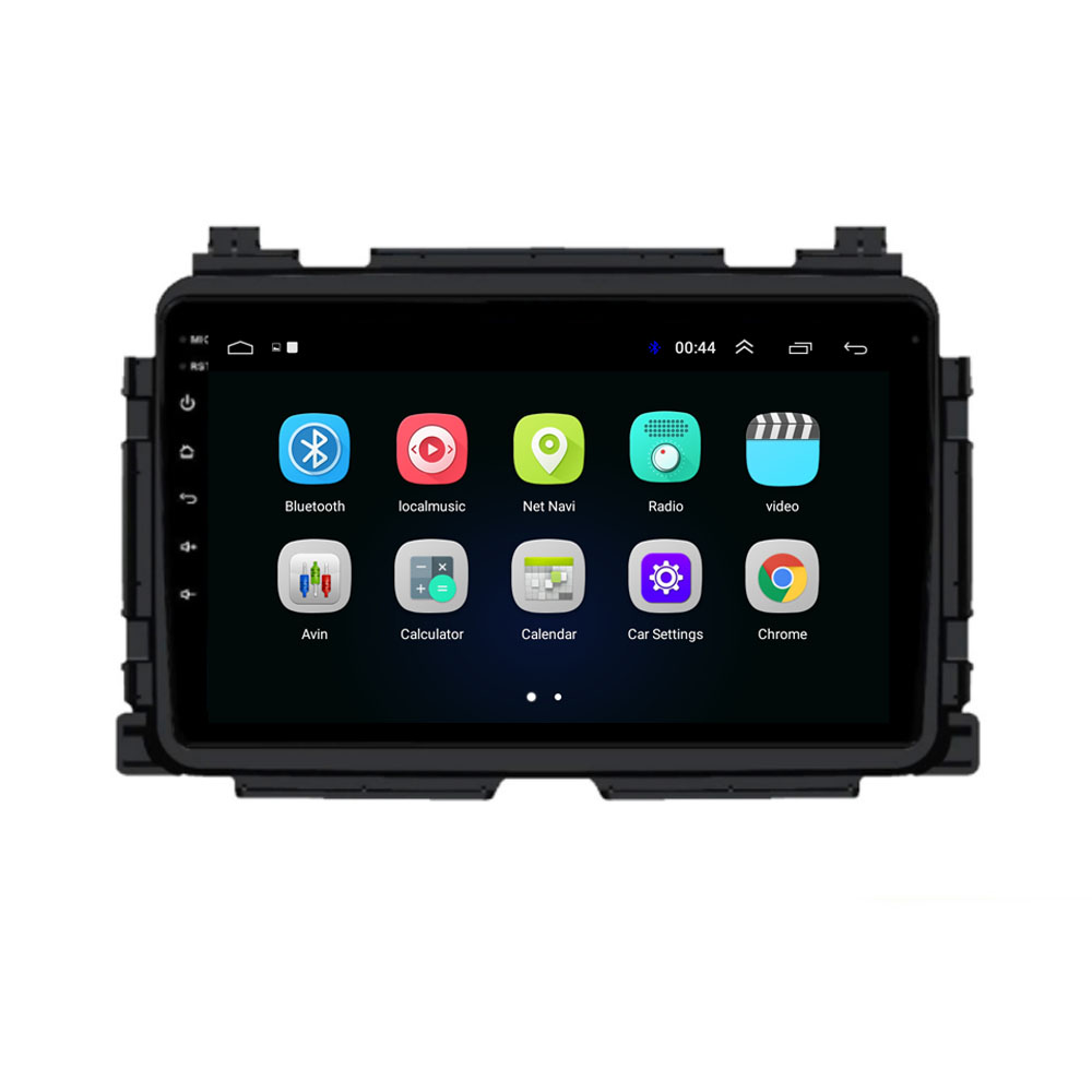 quad core Android 8.1 <font><b>For</b></font> <font><b>HONDA</b></font> XRV Vezel XRV Vezel <font><b>HRV</b></font> 2013~2018 Multimedia Stereo Car DVD Player Navigation <font><b>GPS</b></font> Radio image