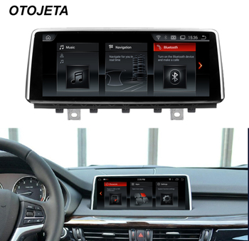 """64GB big memory Android 9.0 Car Multimedia Player 10.25"""" IPS screen For BMW X5 X6 F15 F16 GPS  E70 E71 NBT CIC Navigation stereo"""