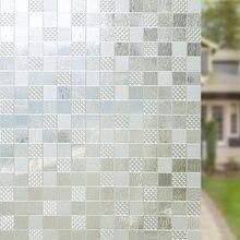 Luckyyj оконная липкая стеклянная пленка декоративная виниловая