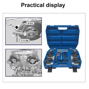 Image 4 - Herramientas de bloqueo de sincronización de alineación de árbol de levas de motor, Kit para BMW S63 M3 M5