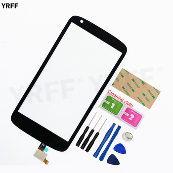 For HTC D526 Touch screen For HTC Desire 526 Touch Screen Digitizer Sensor Glass Panel Replacement witblue new mglctp 701271 touch screen touch panel glass sensor digitizer replacement for 7 inch tablet