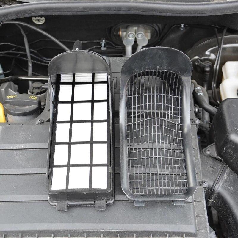 Image 5 - Air Filter 2Pcs For Volkswagen 2011 2019 Polo Jettas Santana 2011 2016/Skoda Fabia Rapid 2011 19 Car External Filter Assemblies-in Cabin Filter from Automobiles & Motorcycles