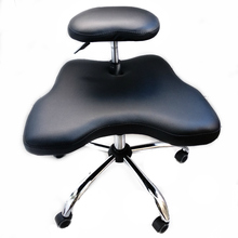 Soul Seat Office Chair for Cross Legged Sitting Stool Office Furniture Ergonomic Kneeling Posture Thick Cushion Seat Chair