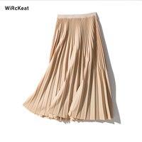 Блестящая юбка-плиссе Цена 1156 руб. ($14.89) | 4 заказа Посмотреть