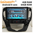 Ouchuangbo نظام صوت للتنقل باستخدام جهاز تحديد المواقع مسجل للجدار العظيم M4 2016 haval H1 2017 مع أندرويد 9.1 مشغل الصوت 4 جيجابايت رام 64 جيجابايت ROM