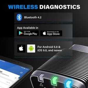 Image 5 - TOPDON SmartDiag מיני Bluetooth 5 משלוח תוכנות רכב אבחון כלי רכב סורק אוטומטי סריקה כל מערכת PK Thinkdiag מיני