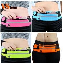 Packs Running Pouch Belt Waist Pack Bag Workout Fanny Pack Jogging Pocket Belt Travelling Money Cell Phone Holder Fitness Yoga