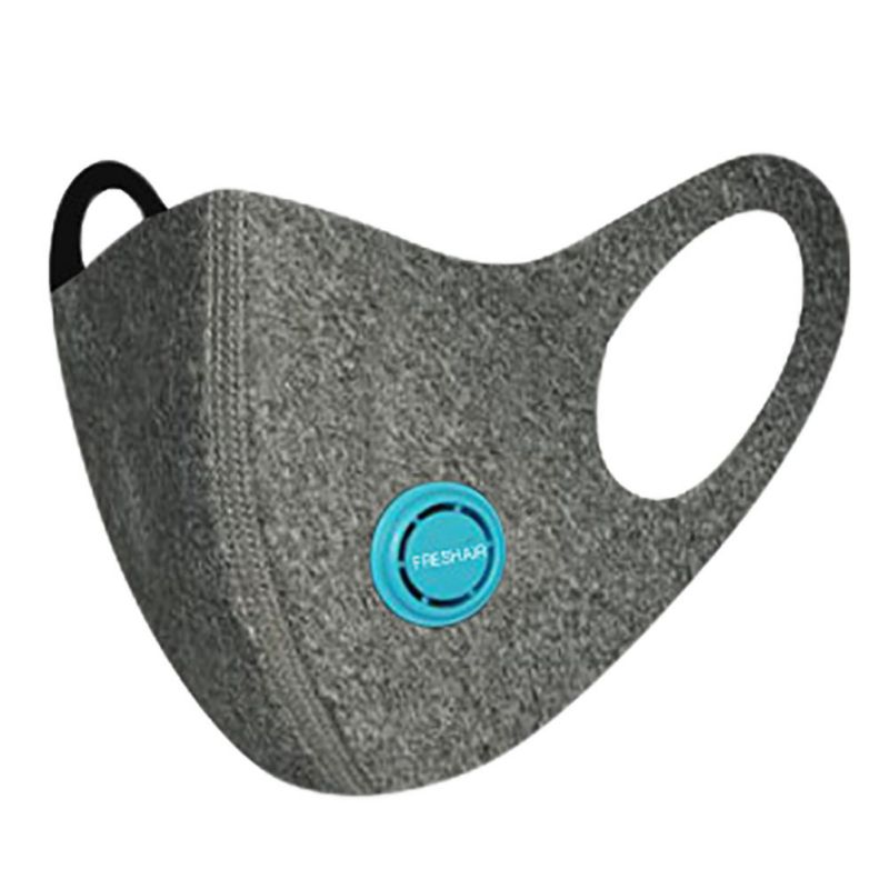 Anti Dust Mask PM2.5 Activated Carbon Filter Face Mouth Masks Reusable Mouth Cover Anti Fog Haze Respirator Men Women