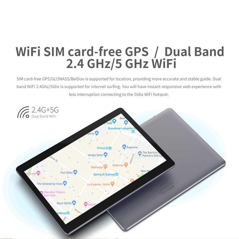 Alldocumbe m5xs 10.1 polegada 4g lte android tablet mtkx27 10 núcleo telefone chamando tablets pc 1920*1200 fhd ips 3 gb ram 32 gb rom gps