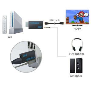 Аудиопреобразователь для Nintendo Wii в HDMI, портативный штекер и телефон с 1 метровым кабелем, аудиопреобразователь|Кабели HDMI|   | АлиЭкспресс