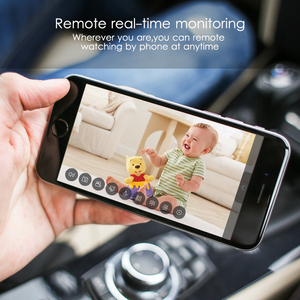 Image 5 - Marlboze 1080P HD Wifi IP מצלמה P2P IR Cut ראיית לילה שתי דרך אודיו בייבי מוניטור אלחוטי בית אבטחת מעקב מצלמה