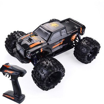 RC Car 4WD 1 :8 2.4G 90 Km /h Rc Drift Racing Car Brushless Motor Metal Chassis High Speed Buggy Climbing Remote Control Car Toy image