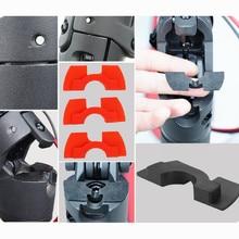 Электрический скутер Вибрация встряхнуть Избегайте демпфирования резиновый коврик складной модифицированные аксессуары полюс передняя вилка подушка для XIAOMI M365
