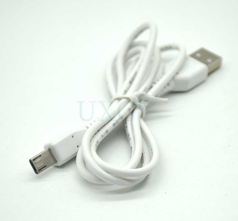 2A Cable de carga Micro USB Cable de 12mm de largo para Oukitel K10000/K3 C12 Pro Blackview A7/A20/A30/BV6000 Bv5500 Bv1000 Cable de cargador