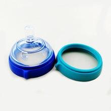 Силиконовые ручки для бутылочек новый дизайн термостойкие pp