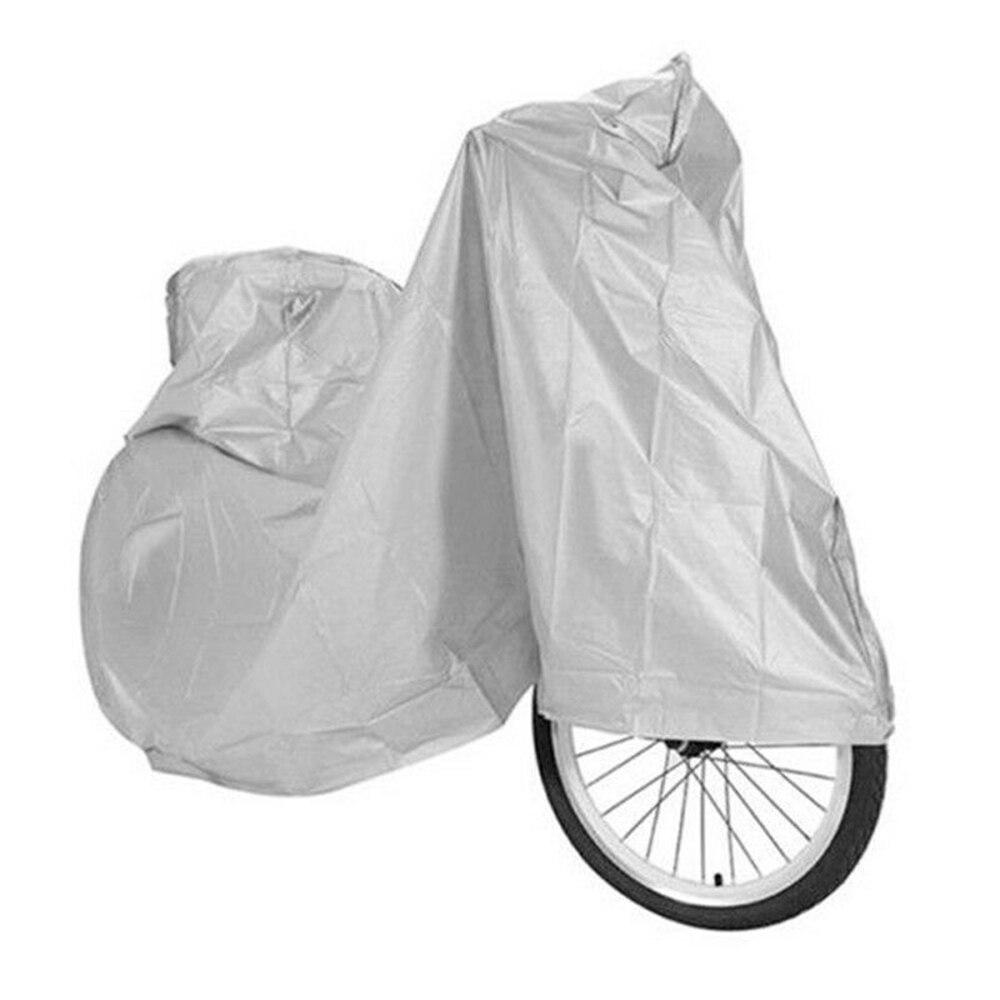 Cubierta para motocicleta a prueba de polvo impermeable UV cubierta de la lluvia