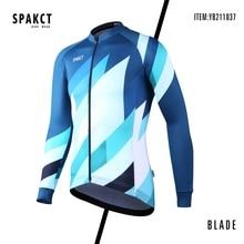 цена на SPAKCT Cycling Shirts Long Sleeves Bike Suit Jersey Set Sport Pants Shorts Tights Male Bicycle Wear MTB Road Bike Cycling Jersey