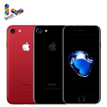 """Used Apple iPhone 7 Unlocked Mobile Phone 4.7"""" 2GB RAM 32GB/128GB/256GB ROM Quad Core 12MP 4G LTE Original iOS Cellphone 1"""