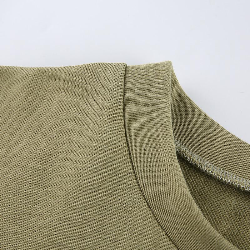 ArmyGreen Sweatshirt (9)