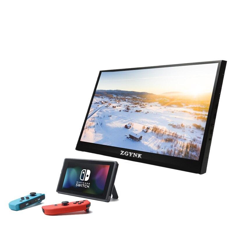 Nouveau 13.3 pouces 2K HD Portable moniteur écran tactile PC PS3 PS4 Xbo x360 1080P IPS écran LED lcd moniteur pour framboise Pi