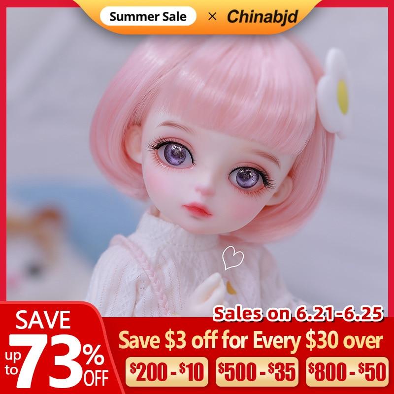 Shuga Fairy LCC Miyo BJD Doll 1/6 Girls Boys YOSD Ball Jointed Doll Resin Toys for Kids Anime Figures Gift For Children