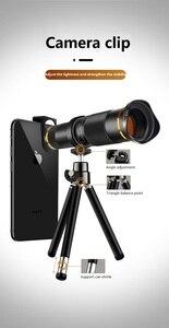 Image 3 - 38X Zoom teleobiektyw HD monokularowy teleskop telefon obiektyw aparatu dla IPhone 11 Xs Max XR Samsung Android Smartphone Mobile